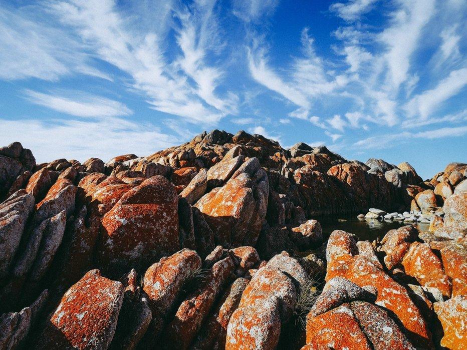 Eddystone Point, Bay of Fires