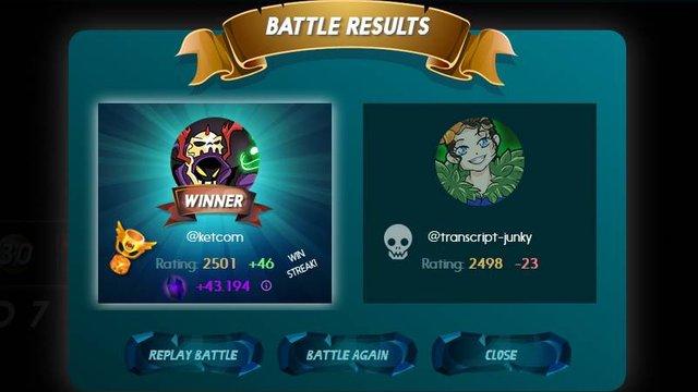 I Gold battle won.jpg
