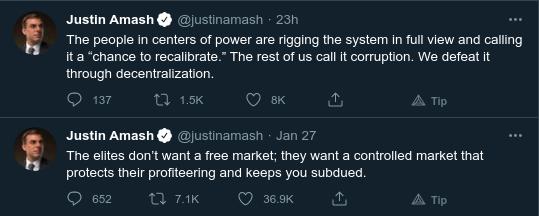 Justin Amash on Twitter