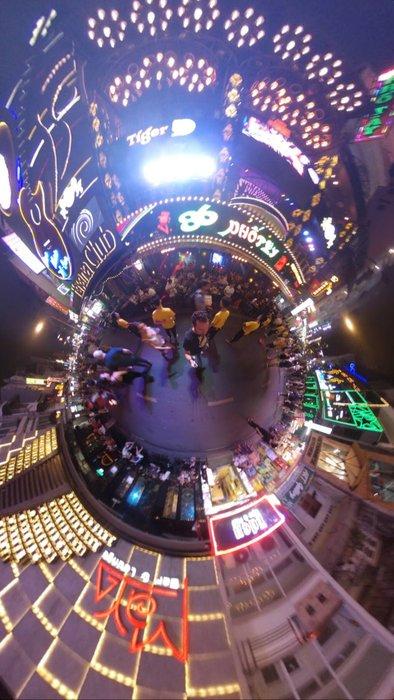 360 views of Bui Vien Street