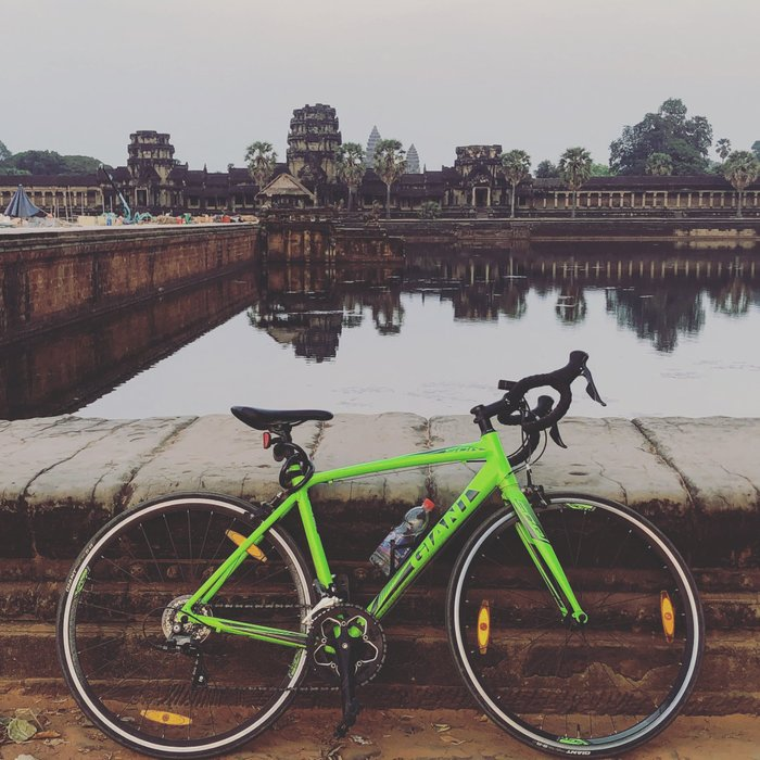 Angkor Wat Lean