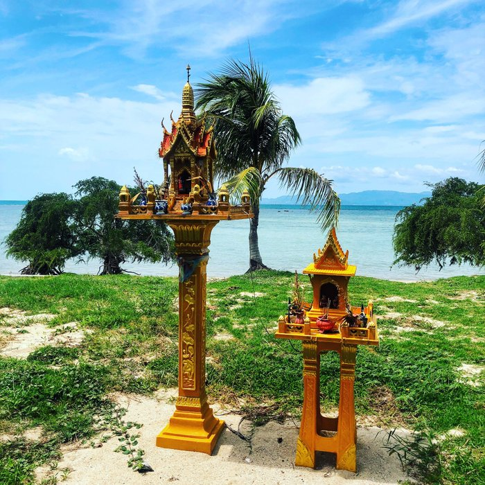 You'll find amazing views everywhere in Koh Phangan