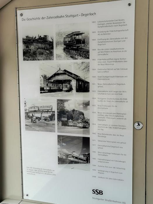 "the history of the ""Zacke"""