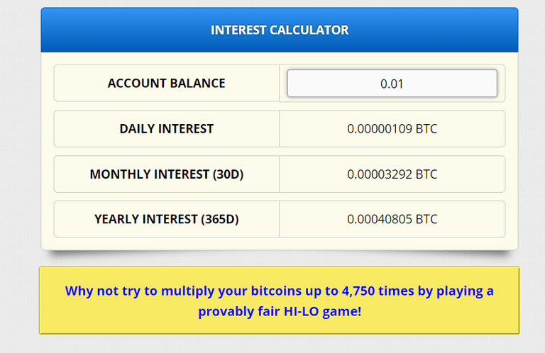 Freebitco.in deposit and get free btcoins