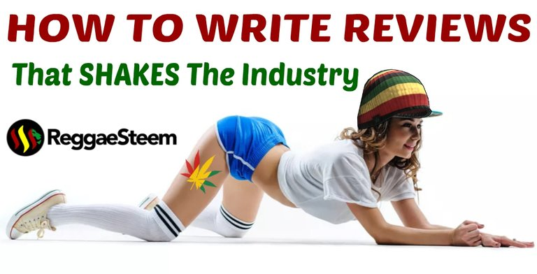 how to write music reviews