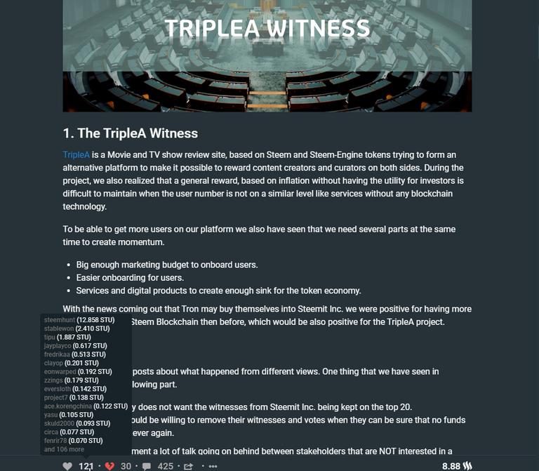 20200316 00_13_47TripleA Witness _ SteemPeak.png