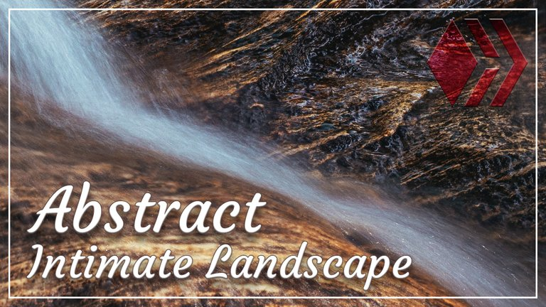 Abstract Photography | Intimate Landscape Photography