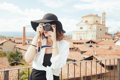 Photographer, Tourist, Snapshot