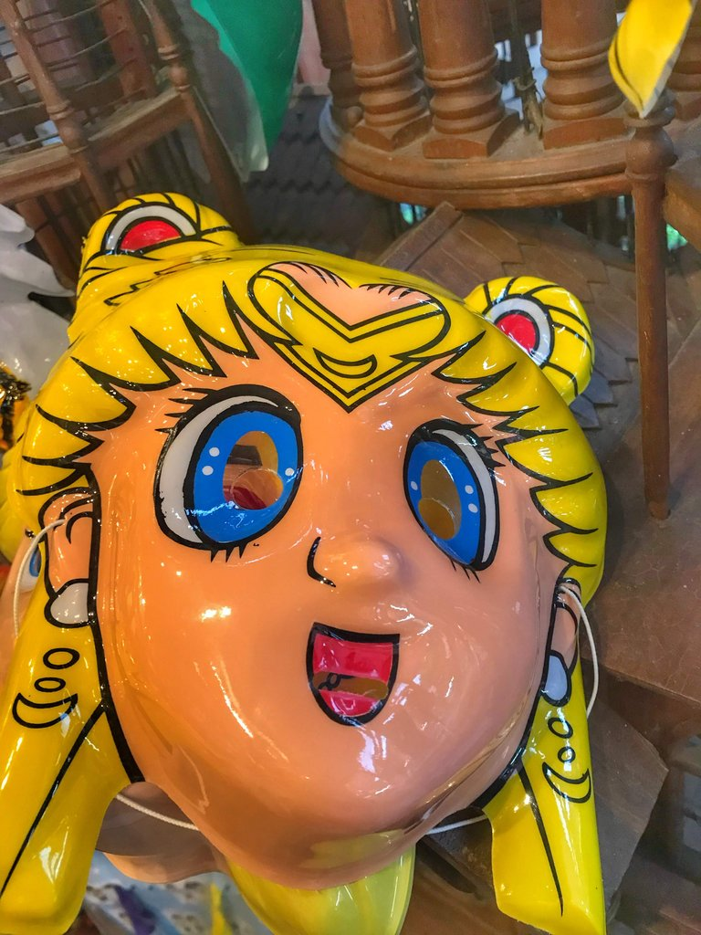 Should I get this mask for the Full Moon Party in Koh Phangan?
