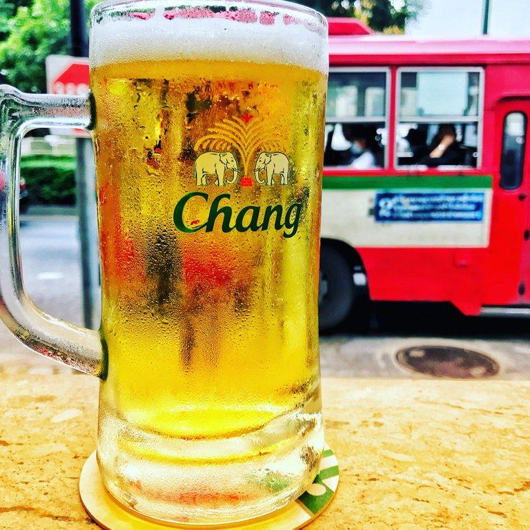 Cheers to Bangkok and to Thailand!