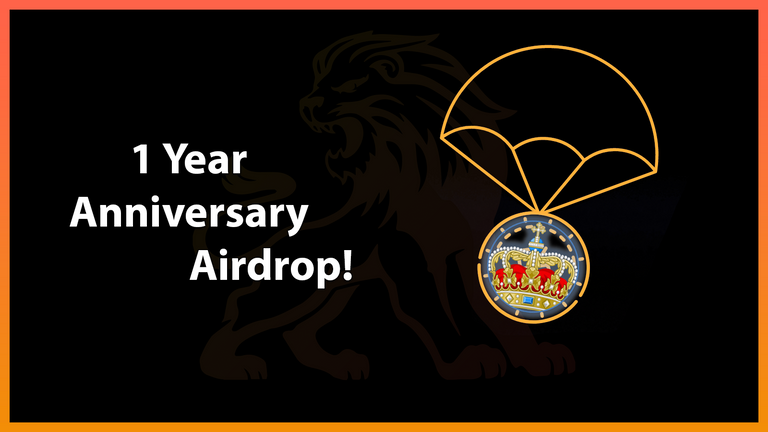 Happy 1 Year Anniversary! | Incoming Token Airdrop for LEO Stakeholders.png