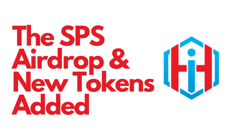 The SPS Airdrop & New Tokens Added.png