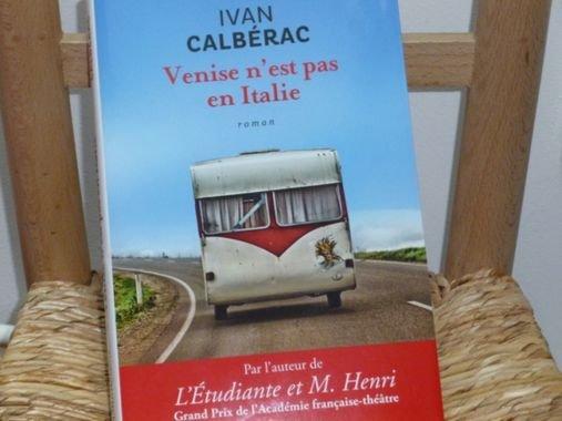 venise n'est pas en italie livre ivan calberac.jpg