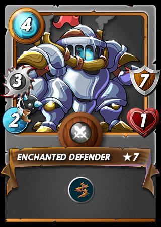 Enchanted Defender