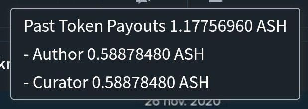 $0.005 in ASH