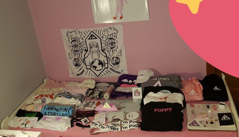 Poppy Merchandise
