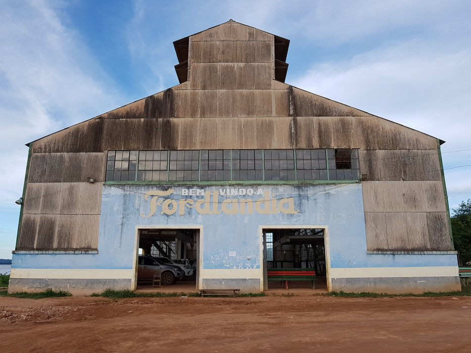 Welcome to Fordlândia - a ghost town?