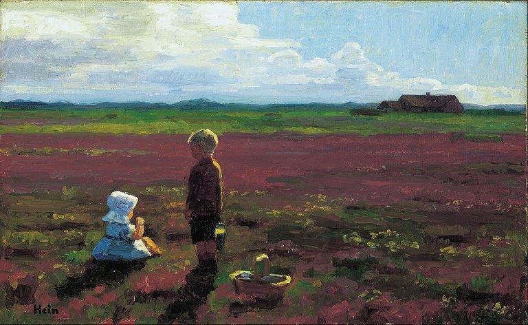 Einar_Hein__Children_picking_berries_on_the_moor__Google_Art_Project.jpg