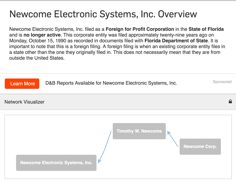 Newcome Electronic Systems, Inc  in Columbus OH  Company Profile.png