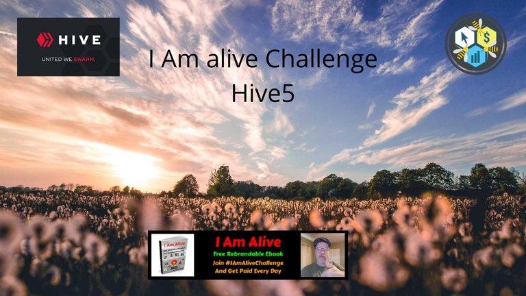 I Am alive Challenge Hive5 7.jpg