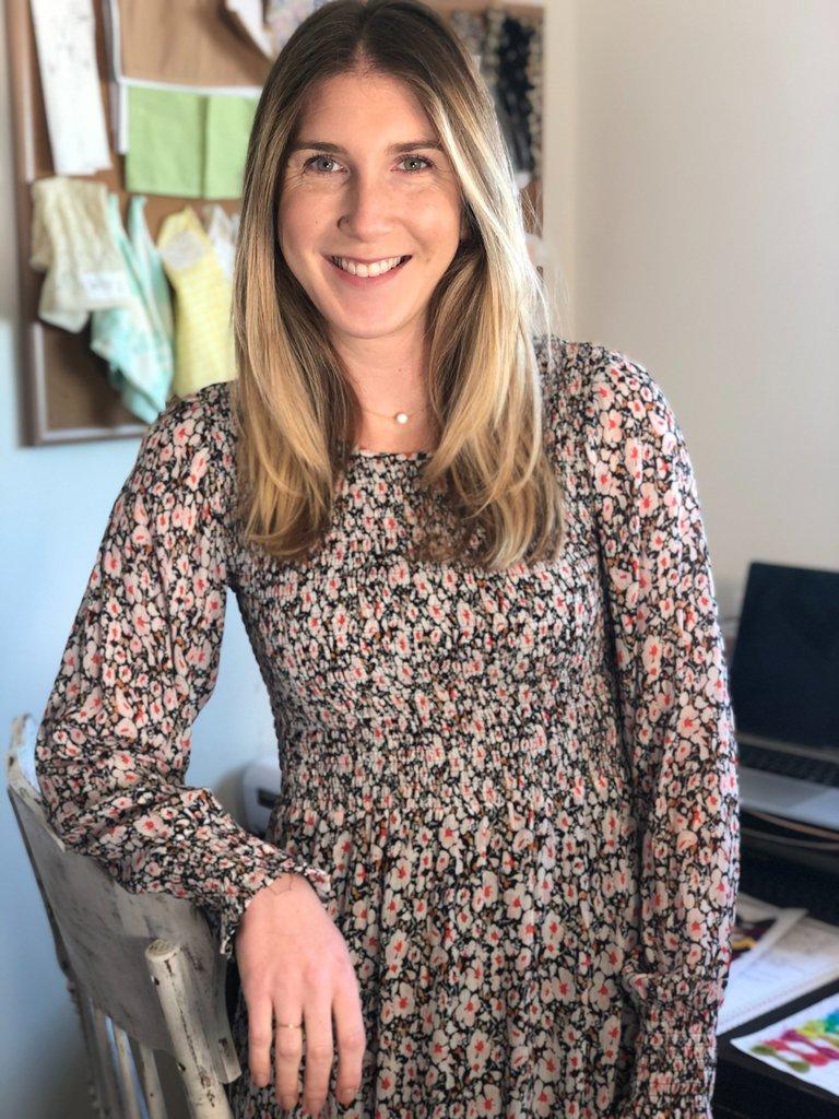 Fashion Designer Lauren DeCarli.JPG