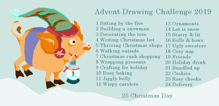 Advent Drawing Challenge 2019.PNG