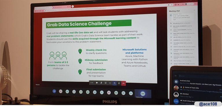 Data Science Challenge@ace108