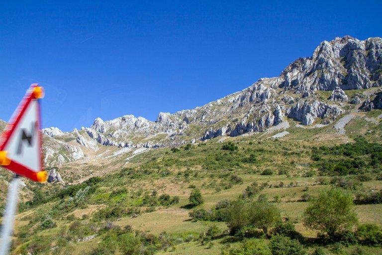 A taste of Asturian landscapes