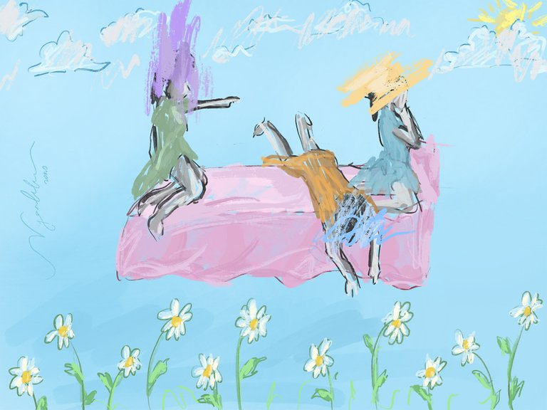 The Daydreamers Study..jpg