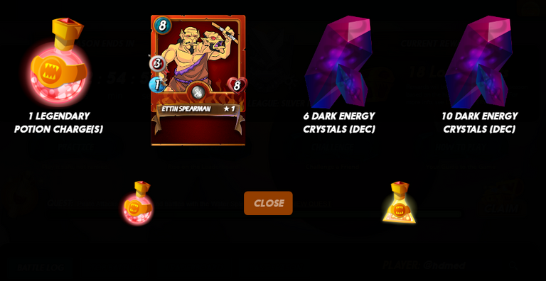 Splinterlands  Collect  Trade  Battle  3.png