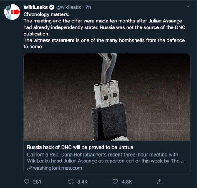 5  WikiLeaks   wikileaks    Twitter.png
