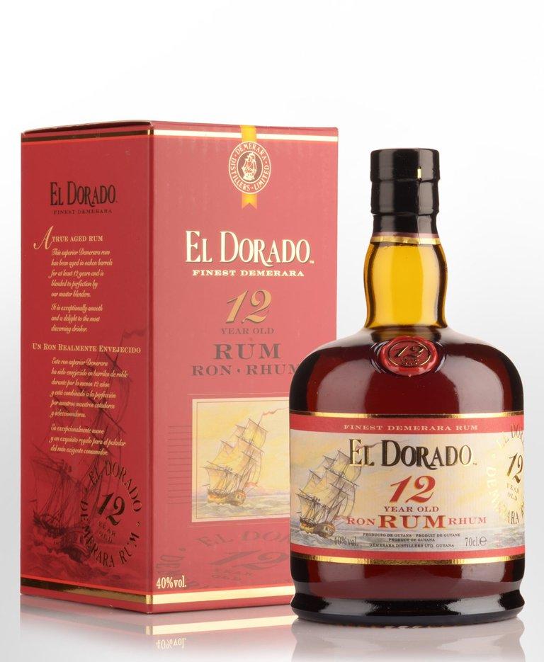 El Dorado Rum 12 years.jpe