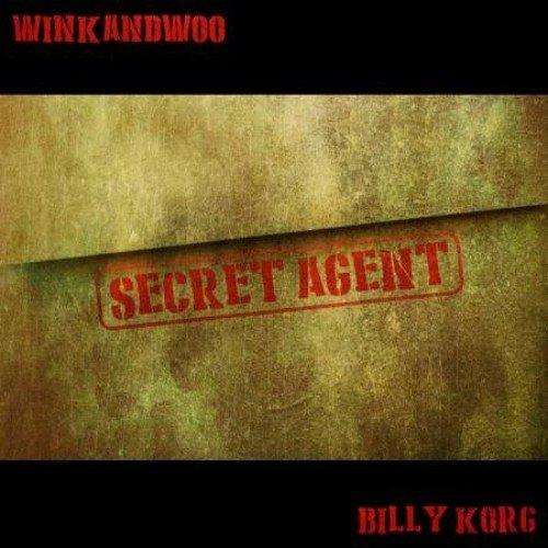 Secret Agent feat. winkandwoo by Billy Korg