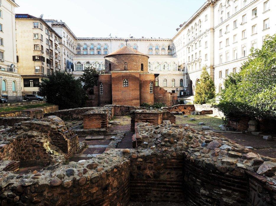 Rotunda of St. George