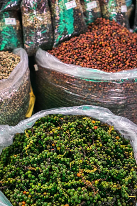 Kampot pepper was present on countless French dining tables during French colonial rule in Cambodia.