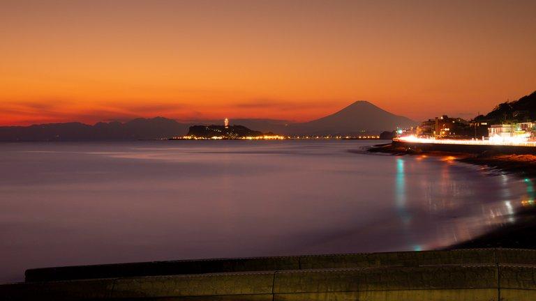 Mt. Fuji from Kamakura