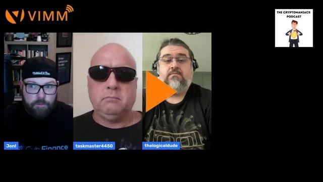 [Live] The CryptoManiacs Podcast