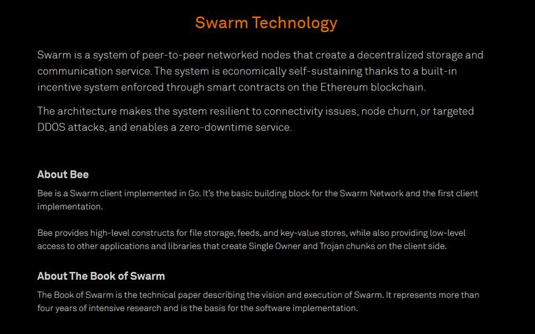 Swarm coinlist crowdsale 3