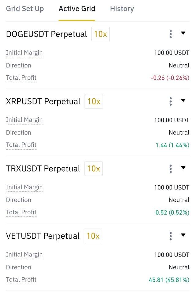 trading bot binance futures