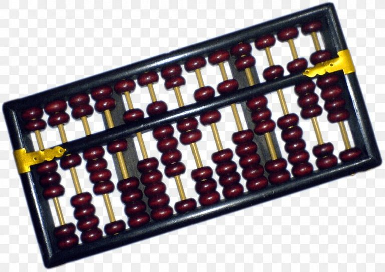 biquinary abacus