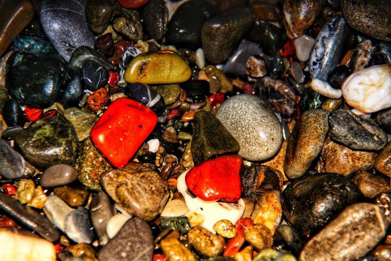 Rocks on the beach #1