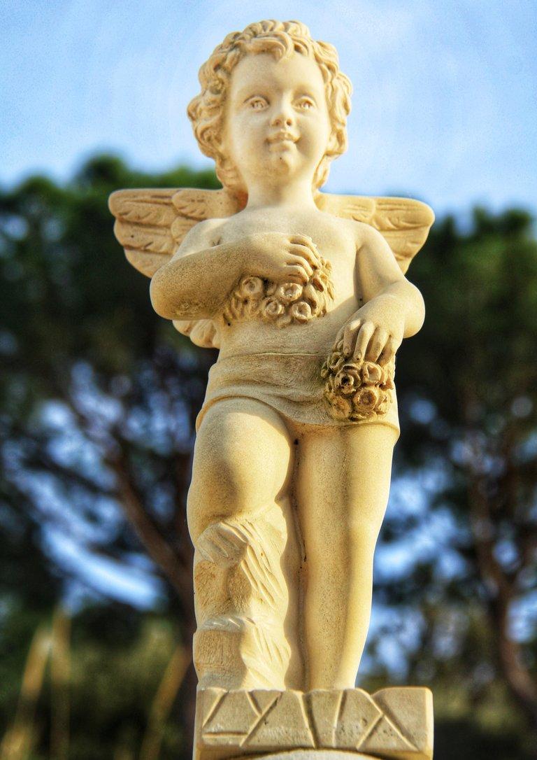 Particular angel...