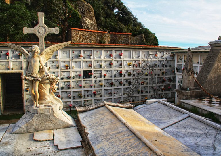 Cemetery of San Giorgio