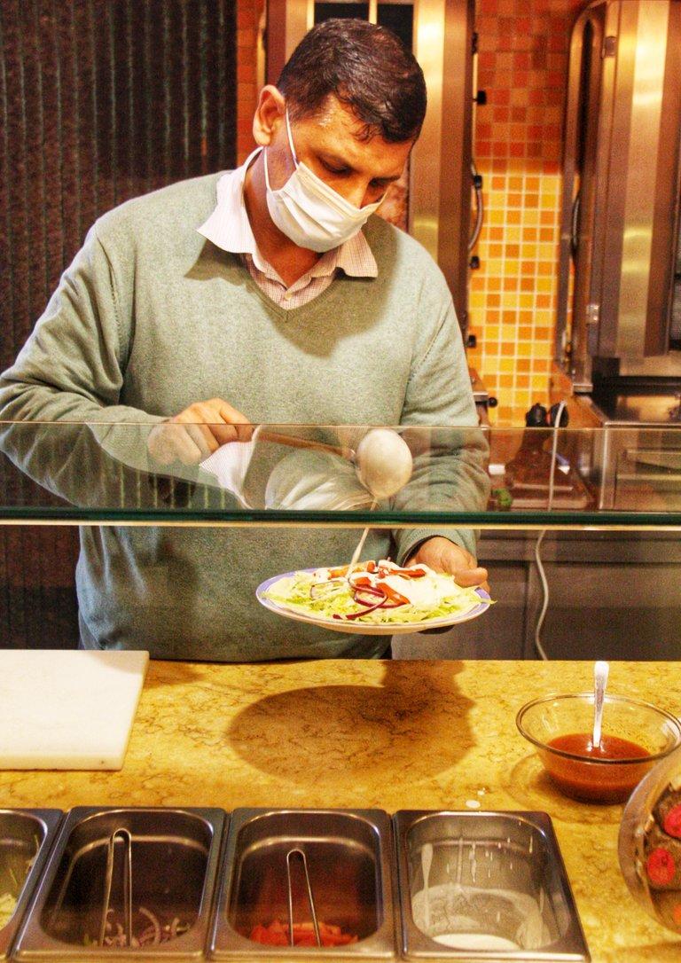 Il kebabbaro: Navas dal Pakistan