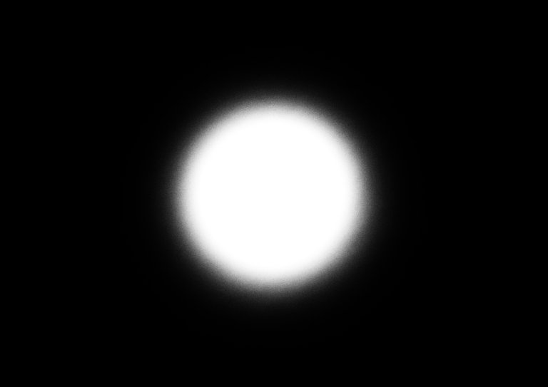 ... one of my many (miserably unsuccessful) attempts to take a clear picture of the last full moon of 2020...