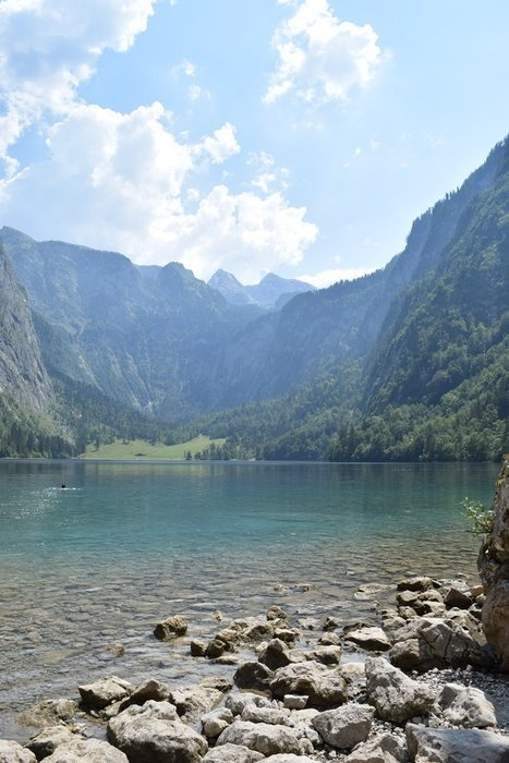 Lake Obersee!