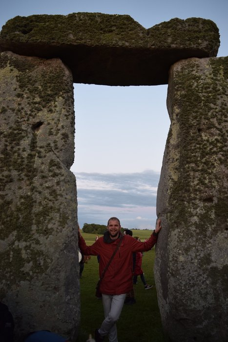 Getting in touch with Stonehenge...