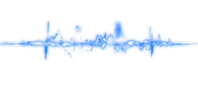 Decorative Line Blue divider Transparent.png