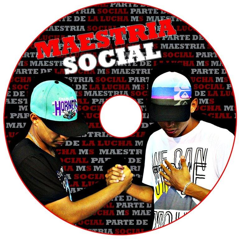 centro de disco maestría social.