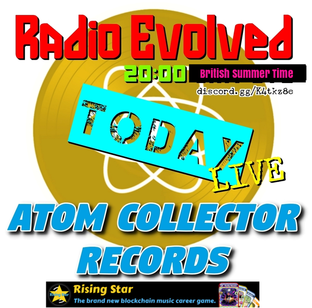 Radio Evolved Today GMT UTC no prize.png